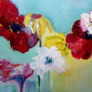 The Floral Symphony Maria Tinkoff Modern Art